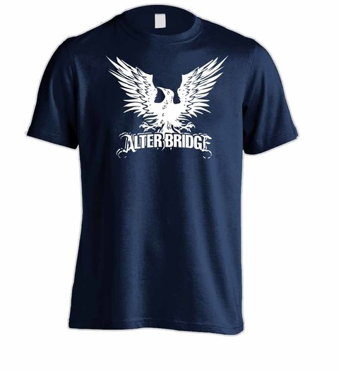 Camiseta Alter Bridge - AB00003 - loja online