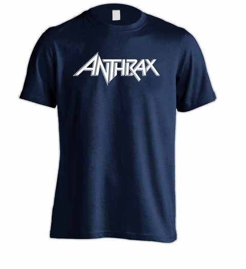Imagem do Camiseta Anthrax - AN0001