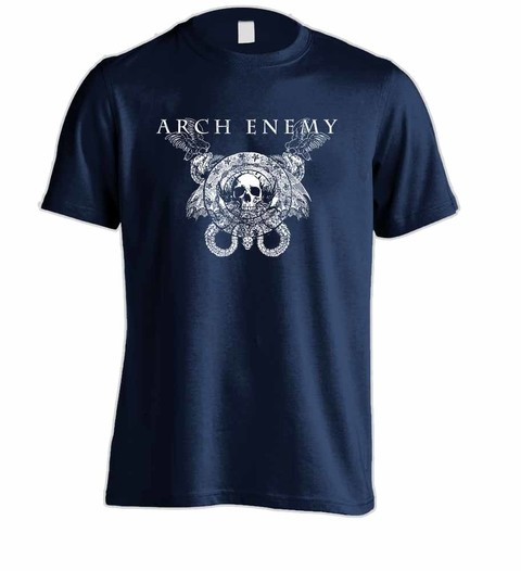 Camiseta Arch Enemy - AE00002 - ZN STORE