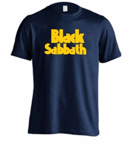 Camiseta Black Sabbath - BS0001