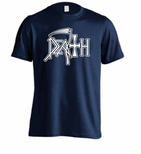 Camiseta Death DH0001 - ZN STORE