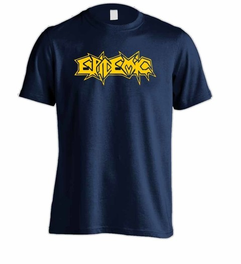 Camiseta Epidemic EP0001 - ZN STORE