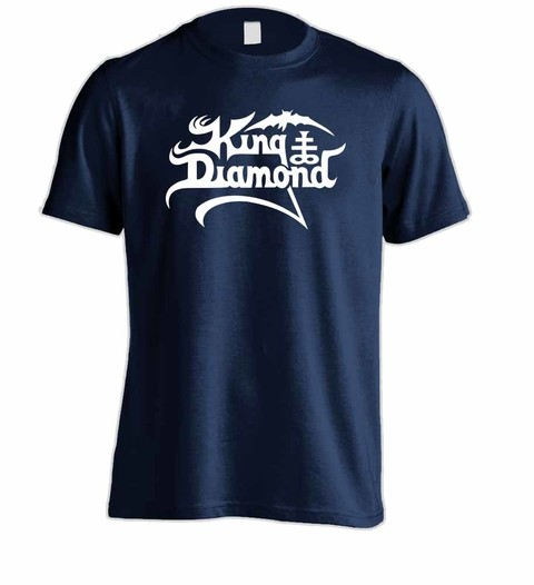 Camiseta King Diamond KD0001 - ZN STORE