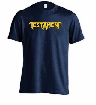 Camiseta Testament TE0001 - ZN STORE