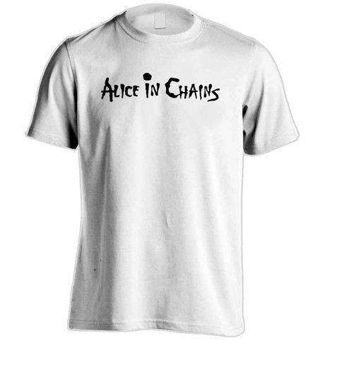 Imagem do Camiseta Alice In Chains - AS00001