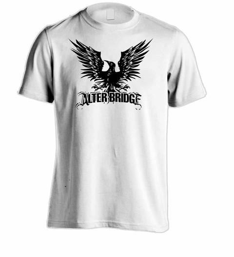 Imagem do Camiseta Alter Bridge - AB00003