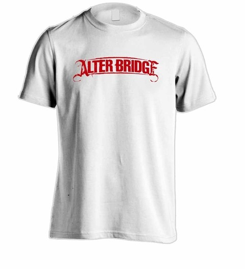 Camiseta Alter Bridge - AB0001