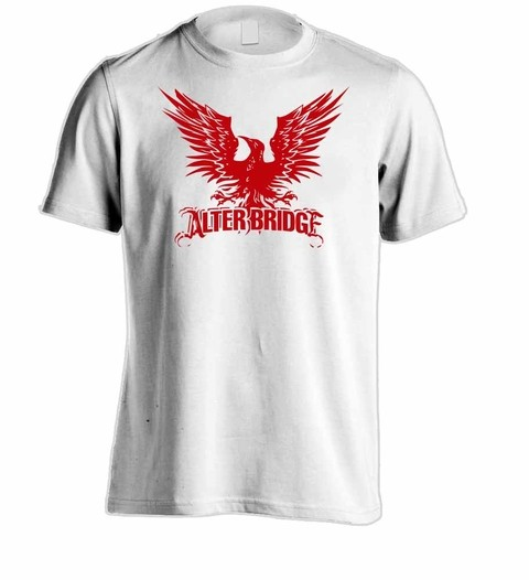 Camiseta Alter Bridge - AB00003