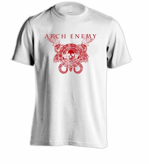 Imagem do Camiseta Arch Enemy - AE00002