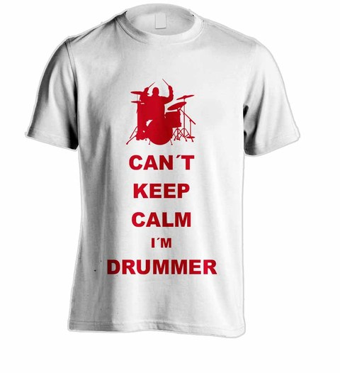 Camiseta H.DRUMS HD0020 na internet