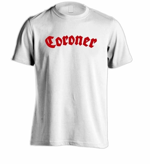 Imagem do Camiseta Coroner - CO0001