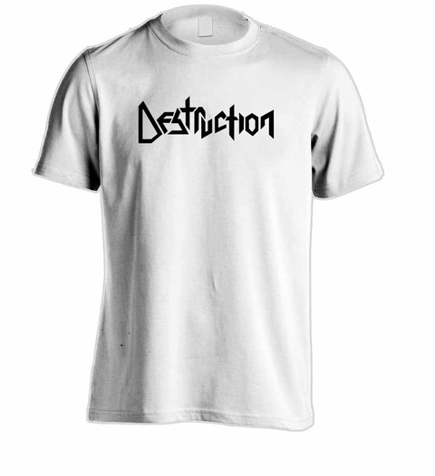 Imagem do Camiseta Destruction - DE0001
