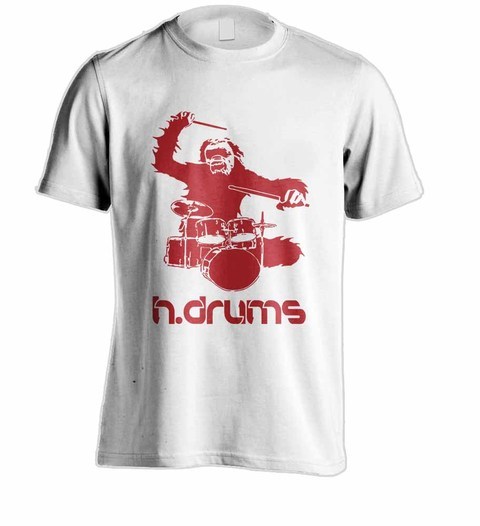 Camiseta H.DRUMS HD0044 na internet