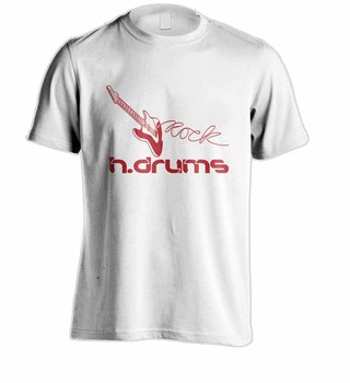 Camiseta H.DRUMS HD0062 na internet