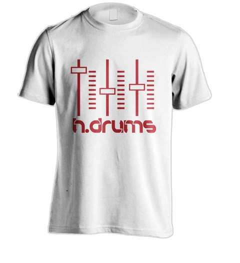 Camiseta H.DRUMS HD0050 na internet