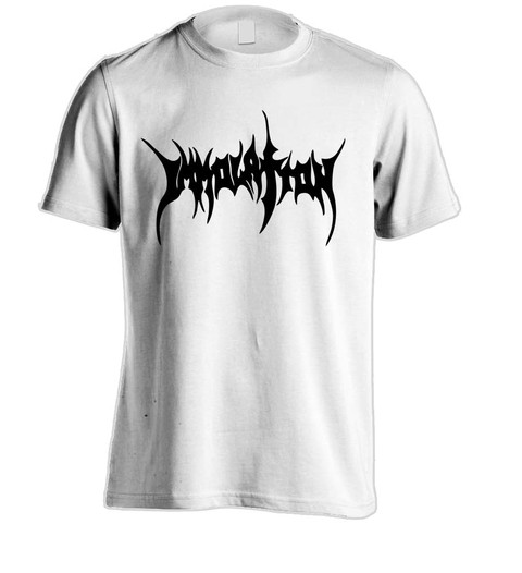 Camiseta Immolation - IO0001 - ZN STORE