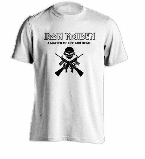 Imagem do Camiseta Iron Maiden - IM00002