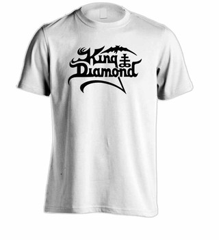 Camiseta King Diamond KD0001 - loja online