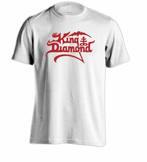 Imagem do Camiseta King Diamond KD0001