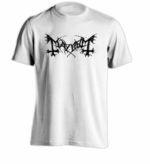 Camiseta Mayhem - MA0001 - ZN STORE