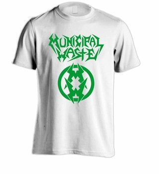 Imagem do Camiseta Municipal Waste - MW0001
