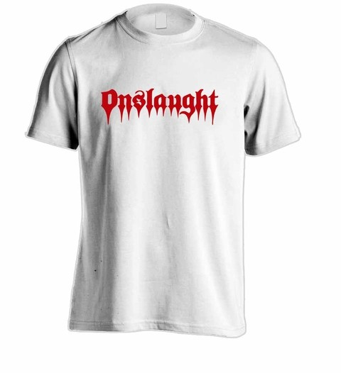 Camiseta Onslaught - ON0002 - loja online