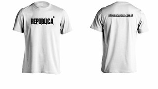 Camiseta Republica - RE00006 - comprar online