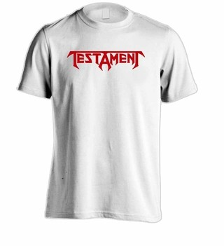 Camiseta Testament TE0001