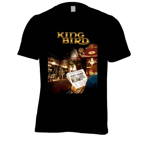 Camiseta King Bird - KB00006 - comprar online