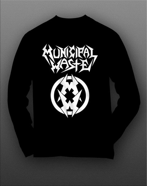 Imagem do Camiseta Manga Longa Municipal Waste - MWML0002