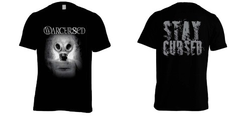 Camiseta Warcursed - WA00005 na internet