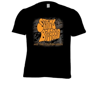 Camiseta StringBreaker and the StuffBreakers - ST00001 - comprar online
