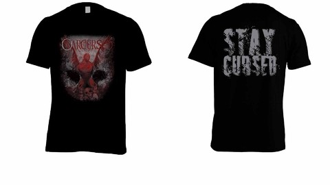 Camiseta Warcursed - WA00006 na internet