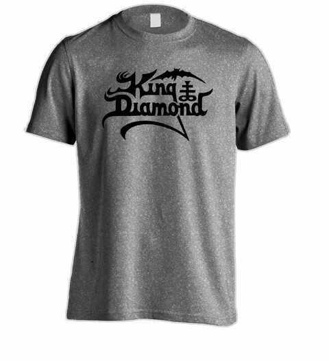 Camiseta King Diamond KD0001