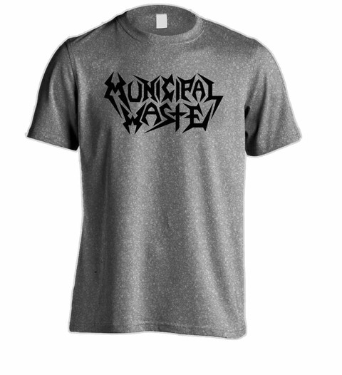 Camiseta Municipal Waste - MW0002