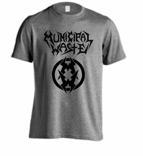 Camiseta Municipal Waste - MW0001