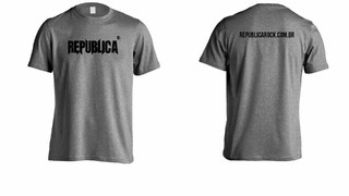 Camiseta Republica - RE00003 - comprar online