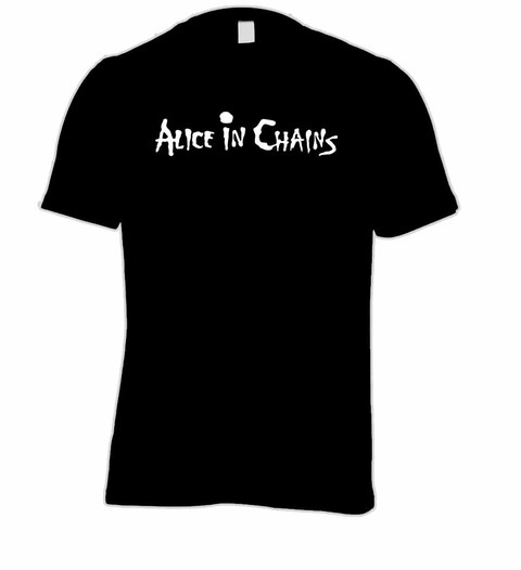 Camiseta Alice In Chains - AS00001 - comprar online