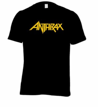 Camiseta Anthrax - AN0001 - ZN STORE