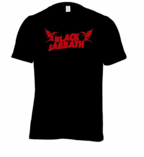 Camiseta Black Sabbath - BS0002 na internet