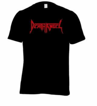 Camiseta Death Angel DA0001 na internet