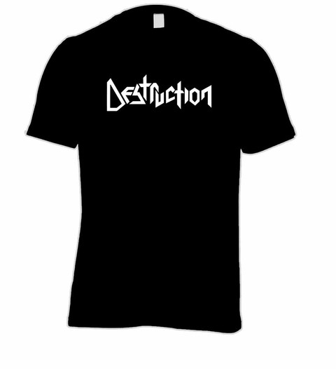 Camiseta Destruction - DE0001 - comprar online