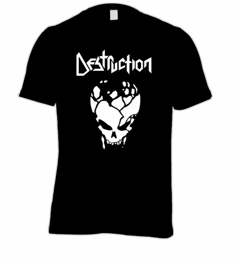 Camiseta Destruction - DE0002 - comprar online