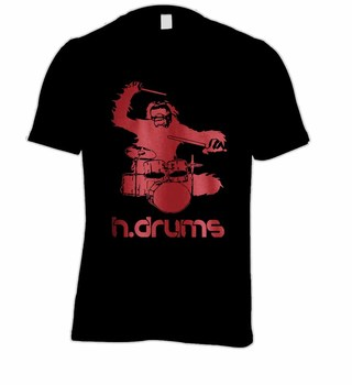 Camiseta H.DRUMS HD0046 na internet