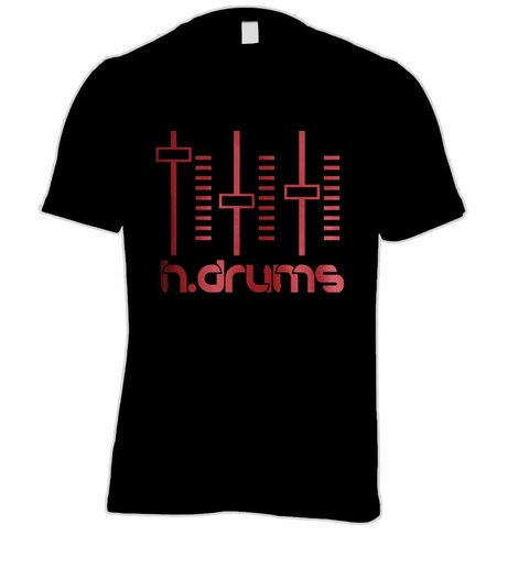 Camiseta H.DRUMS HD0052 na internet