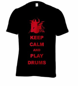 Camiseta H.DRUMS HD0016 na internet