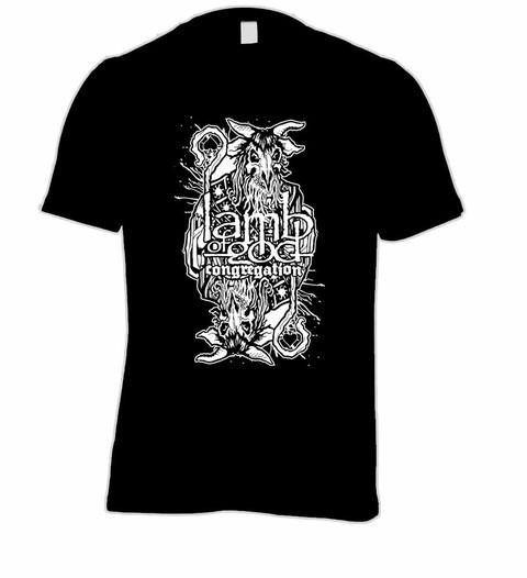 Camiseta Lamb of God - LA0002 - comprar online