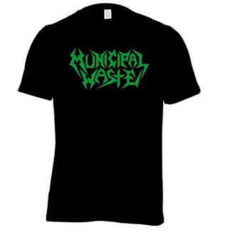 Camiseta Municipal Waste - MW0002 na internet
