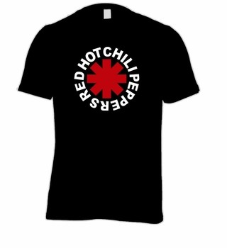 Camiseta Red Hot Chili Peppers - RH0002 - comprar online