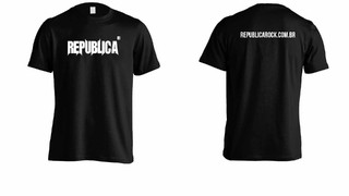 Camiseta Republica - RE00002 - comprar online